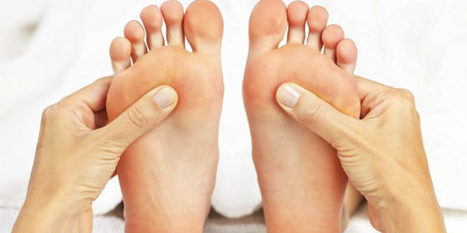 Reflexology Massage - Alternative Healing Therapies