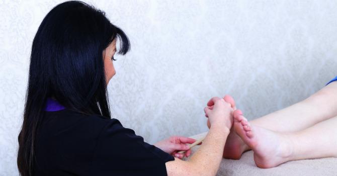 Thai Foot Massage - Alternative Healing Therapies